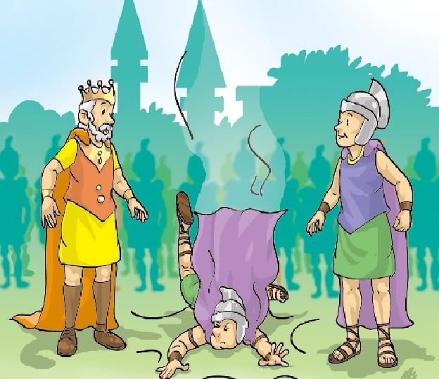Pangeran Nero dan Jubah Rajawali