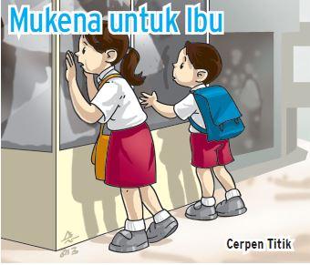 Mukena untuk Ibu